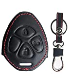 Rpkey Leather Keyless Entry Remote Control...