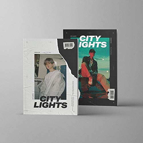 [Album]City Lights:1st Mini Album – Baekhyun(EXO)[FLAC + MP3]