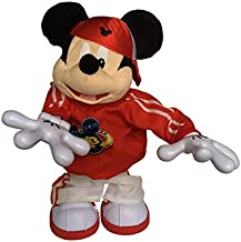 Mickey Singing Dancing Plush Toy M3 Hip Hop Rap Break Dance Master Moves