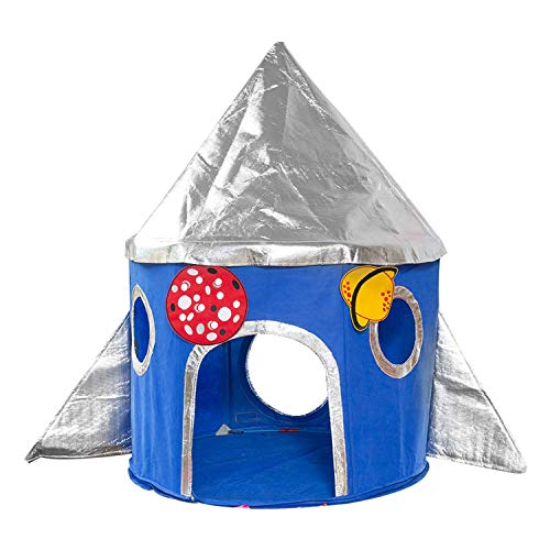 Bazoongi Special Edition Rocket Play Tent