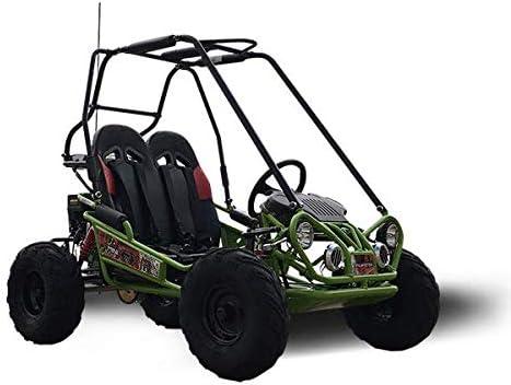 5 ☆ popular TrailMaster Sales results No. 1 MINI XRX Kart Green