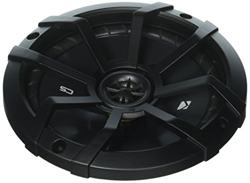 Kicker 43CSC674 CSC67 6.75-Inch Coaxial Speakers, 4-Ohm