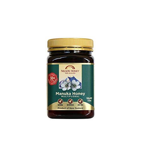 Nelson Honey 30+ BRONZE Manuka Honey 500 g (order 6 for trade outer)