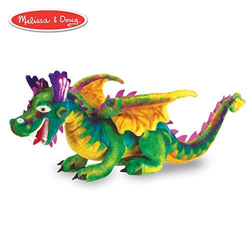 Melissa & Doug Giant Dragon Stuffed...