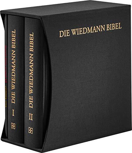 Wiedmann Bible Art Edition Standard in Black