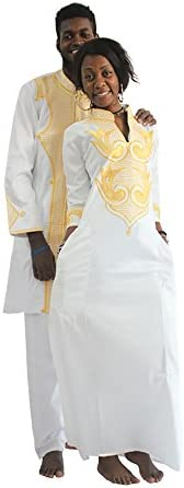 African wear for couples _image0