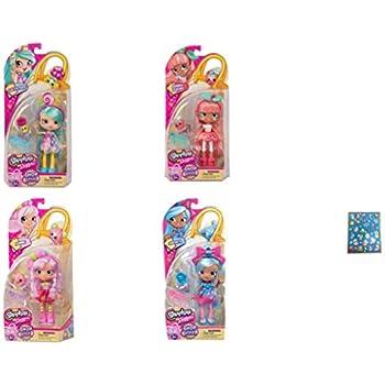 Shopkins Season 10 Shoppies Dolls Jascenta, P | Shopkin.Toys - Image 1