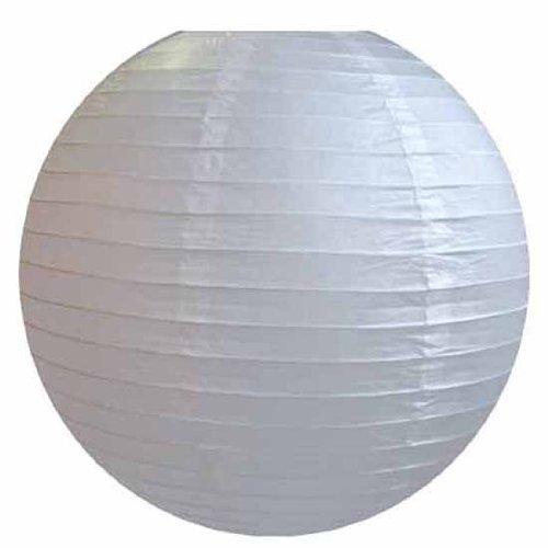AAF Nommel ® 250, Lampion 1 Stk. Papier weiss japanisch rund Durchmesser 40 cm