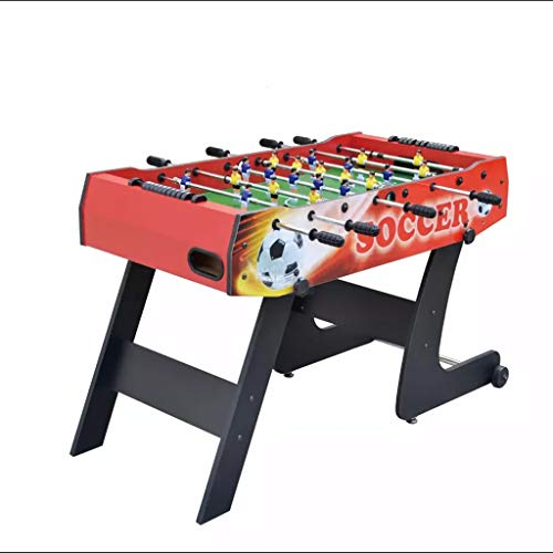 Best Deals! YGO Foldable Soccer Foosball Indoor Recreational Hand Foosball Competition Sized Soccer ...