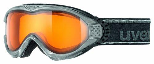 Uvex Gafas de esquí Onyx, Antracita, 10