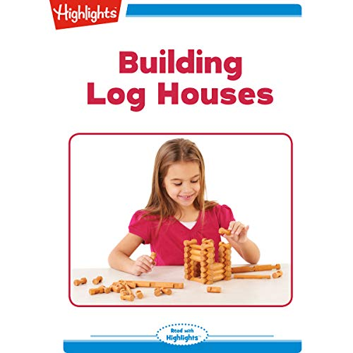 Building Log Houses cover art