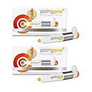 Twin Paingone Plus | TENS Hand held pain relief device for conditions such as arthritis, sciatica, j...