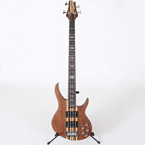 MLKJSYBA Guitarra Guitarra Eléctrica Eléctrica De 4 Cuerdas, Guitarra Acero Acústico Acero...