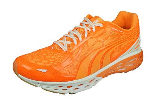 Puma Bioweb Elite Glow Zapatillas para Hombre Zapatos Running-Orange-40