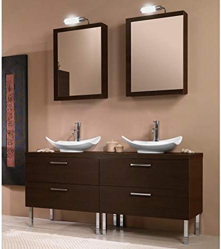 Ranking TOP19 Iotti A17-Wenge-637509931148 New item Aurora Bathroom Collection Vanity