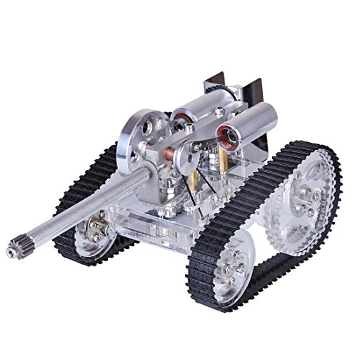 SENG Tankform Stirling Motor Stirling Motor modelo generador físico juguete para adultos