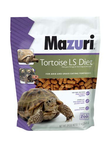 Mazuri Turtle Food Review