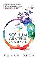 So' Hum Grateful Journal