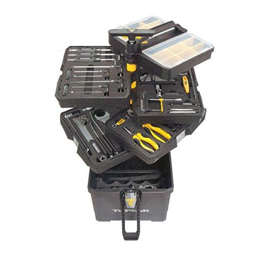 Topeak Werkstattwagen PrepStation, schwarz, Einheitsgröße, TPS-03