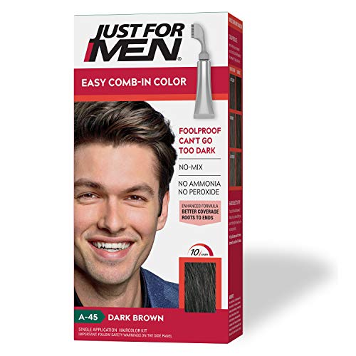 Just For Men Easy Comb-In Color Now $6.36 (Was $8.99)