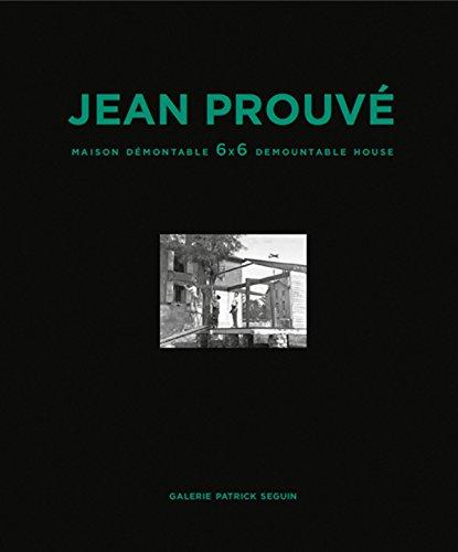 Jean Prouvé Maison Démontable 6x6 Demountable House