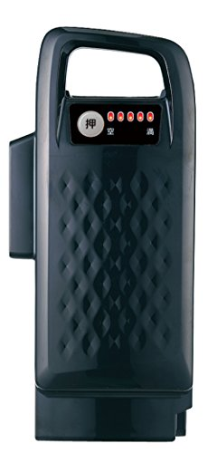 Panasonic(パナソニック) リチウムイオンバッテリー 黒 NKY580B02/25.2V-16.0Ah YD-4549