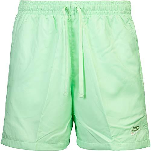 Nike Pantalones cortos Woven Flow verde M