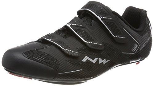 Northwave Sonic 2 Rennrad Fahrrad Schuhe schwarz 2016: Größe: 43.5