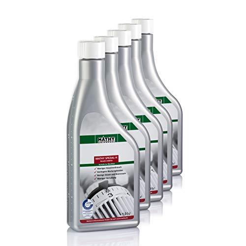MATHY Spezial H Heizöl-Additiv 5 X 1 Liter Reiniger für die Ölheizung zur Vermeidung von Ausfällen der Heizung