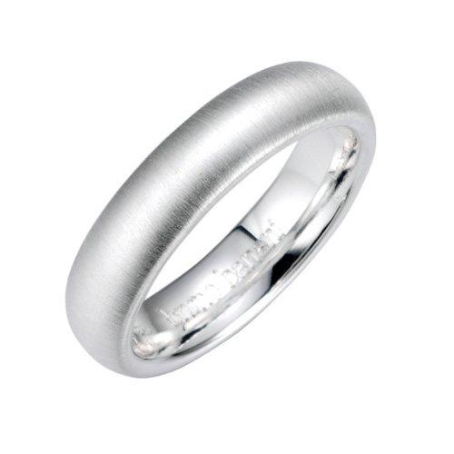 Bruno Banani Unisex-Ring 925 Sterlingsilber Gr. 58 49/91004