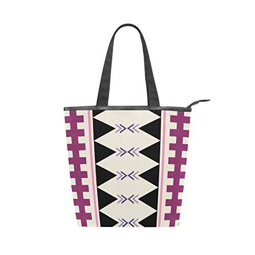 DEZIRO Damen Handtasche mit Steppmuster