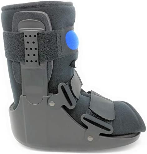 Superior Braces Size X Large Low Top Low Profile Air Pump CAM Medical Orthopedic Walker Boot product image