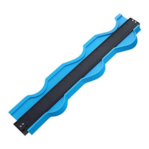 Read About Pinleg Plastic Contour Gauge 20 Inch ABS Plastic Contour Copy Duplicator Circular Frame P...