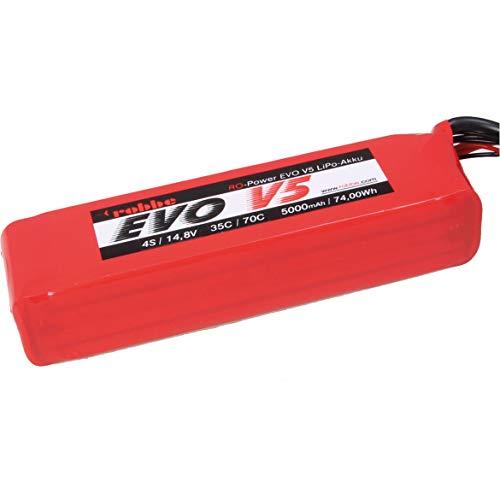 ROBBE RO-Power EVO V5 35(70) C 14,8 Volt 4S 5000MAH LIPO AKKU