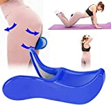 Assacalynn Pelvic Buttocks Hip Trainer,Pelvic Floor Muscle Trainer and Inner Thigh Exerciser for Women