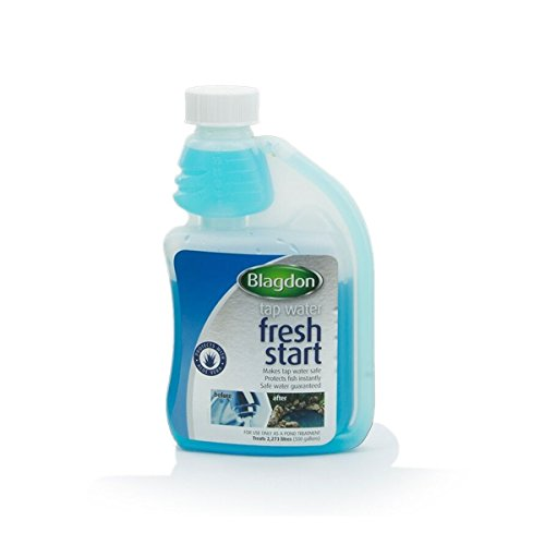 Blagdon Tap Water Fresh Start Traitement des Eaux de Bassin 250 ML