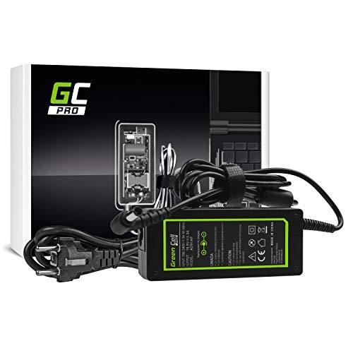 GC PRO Netzteil für Sony Vaio SVF14 SVF15 SVF152A29M SVF1521C6EW SVF15AA1QM Laptop Ladegerät inkl. Stromkabel (19.5V 3.34A 65W)