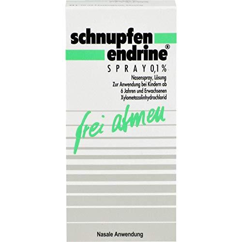 schnupfen endrine Spray, 10 ml Lösung