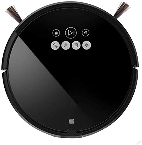 Best Deals! BuBu-Fu 1800Pa Self-Charging Robotic Vacuum Cleaner, Scheduled Cleaning, Wireless Remote...