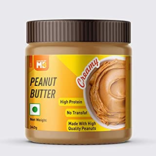 Muscleblaze Peanut Butter with Added Omega | No Oil Separation