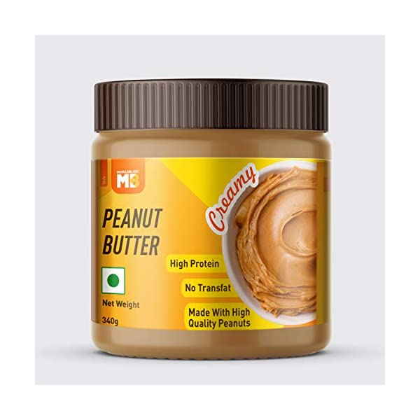 Muscleblaze Peanut Butter with Added Omega   No Oil Separation
