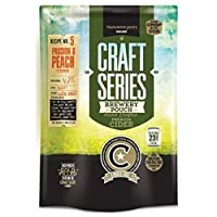 Mangrove Jack's Craft Series Peach and Passionfruit Hard Cider Pouch [並行輸入品]