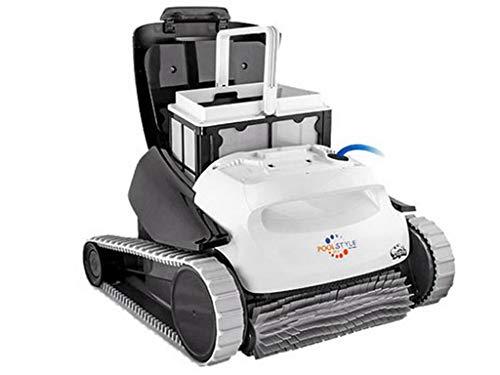 DOLPHIN Maytronics PoolStyle AG Advance Timer Digital - Robot Elettrico Pulitore Per Piscina Fino A 10 Mt - Fondo + PARETI + Linea - Esclusiva Italia