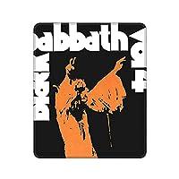 ブラックサバス Black Sabbath マウスパッド ゲーミングマウスパッド おしゃれ耐久性 滑り止め マウスパッド マウスパッド ゲーミング オフィス最適 30 * 25 * 0.3cm