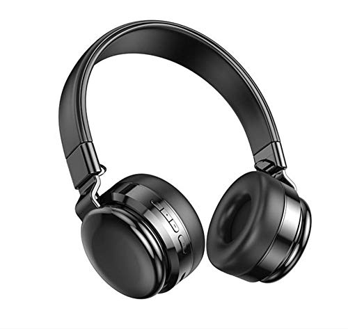 Zyxddd Foldable Wireless Headphones Bluetooth Headset Foldable Stereo Headphone Gaming Earphones With Microphone For Pc Mobile Phone Black From Amazon Daily Mail