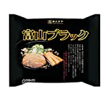 寿がきや食品 即席 富山ブラックラーメン 120g ×12袋