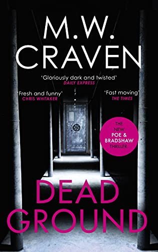 Dead Ground: The Sunday Times bestselling thriller (Washington Poe Book 4) (English Edition)