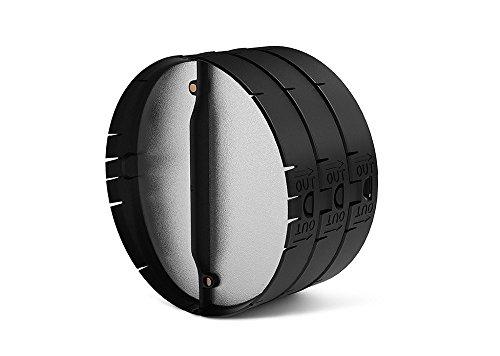 NABER Rückstauklappe THERMOBOX/Wärmerückhaltesystem / Ø150mm (4043064)