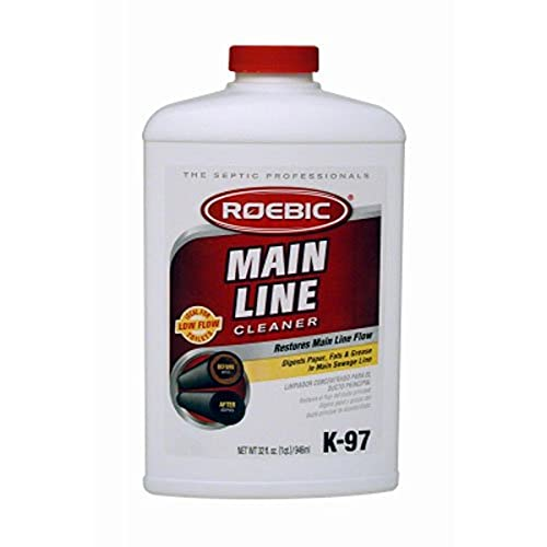 Roebic Laboratories, Inc. K-97 Main Line Cleaner - 32 oz.