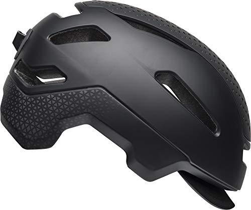 Bell Hub Commuter Adult Bike Helmet (Agent Matte/Gloss Black (2019), Medium)